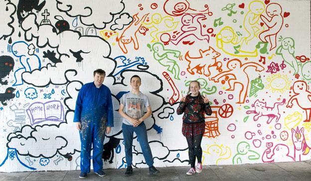 itc mural