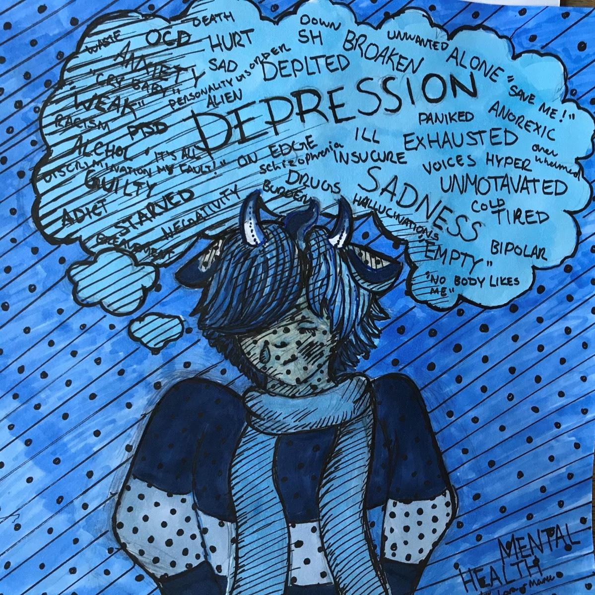 Lara depression
