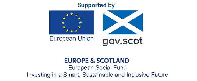 EU Scotlnad Social Fund logo